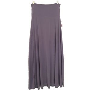 "LuLaRoe Lavender ""Maxi"" Skirt"